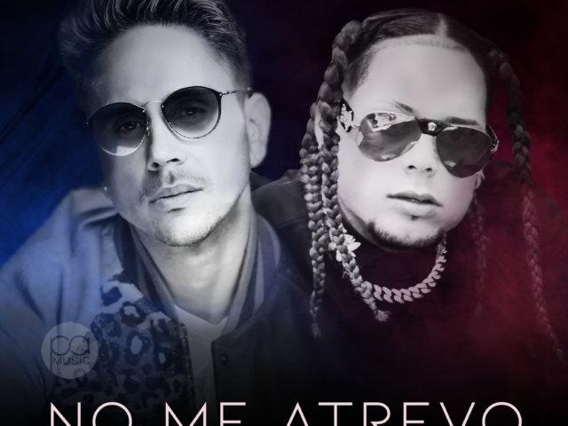 COVER - NO ME ATREVO SALSA